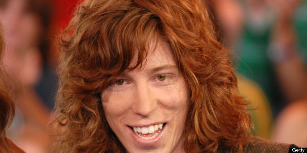 Shaun White and Sandra Bullock Visit MTV's